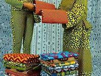 LOVING ANKARA / Ankara is a west African cloth