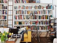 Libraries, bookshops, & reading