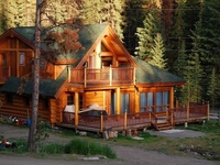 Someday...the Laird Lodge!!