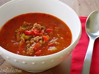 Soups and Stews. My FAVE!