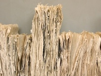 Mostly handmade paper but, like most papermakers, I love seeing all the amazing and beautiful things that can be made from all kinds of paper.  Hope you'll be inspired, too. Claudia Lee at Liberty Paper