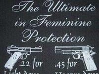 My gun love
