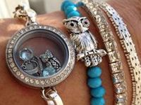 My business inspiration for origami owl and my company locket away