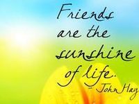 One of the sweetest blessings that God can give to us is the gift of a treasured friend!