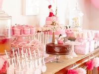 Party ideas for girls. Kid party ideas
