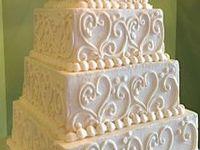 251 Best Cakes Wedding Amp Anniversary Images On Pinterest