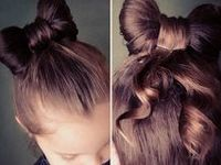Hairstyle ideas for the kids
