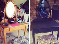 DIY furniture, knicknacks, tips, and tricks for a home made entirely your own.