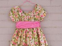 SEWING~(PEASANT DRESS)