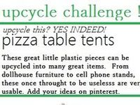 19 best Uses for PIZZA TABLE TENTS (pizza box center ...