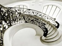 Decorate {Stairs, Halls and Entries}