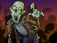 They lurch, they lurk, they scare the pants off you, and if you don't run fast, they may even eat you!  Zombies, Mummies, and Ghouls.