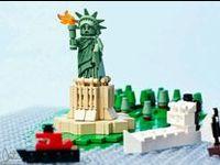 Everybody's favorite building block toys!