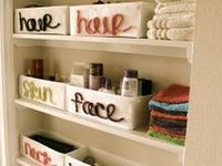 Jewelry, Bathroom, & Closet Organization