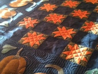 quilts, material, bedding, textiles