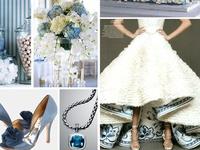Something Old Something New Something Borrowed Something Blue! Pale Blue, Baby Blue, Ice Blue, Navy Blue, Royal, Sapphire Blue Wedding Inspirations!