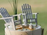 Wedding Cakes - Beach