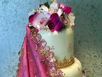 Wedding Cakes - Indian/Bollywood