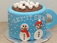 Christmas / Winter Cakes