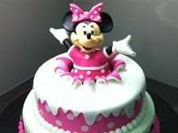 Disney - Mickey & Minnie Cakes