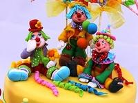 Cakes - Circus