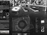 Arch-presentations, drawings, models