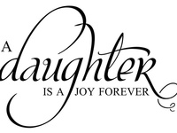 For my ᙩeautiful ❥❥Daughter