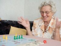 Ideas for seniors in long term care communities.