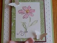 DIY Cards ~ general greeting cards / Ideas for making general all occasion greeting cards