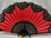 Vintage, Victorian, Antique & Modern Hand Fans. Re-pin anything you just love, I did! LadyDawn the Witch Writer.
