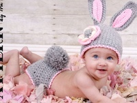 Crochet - Hats - Preemie, Baby, Newborn