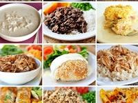 Food - Lists of Recipes
