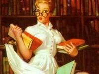 ۩  Library Goddess  ۩