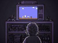 Video games, zombies, vampires, twilight...