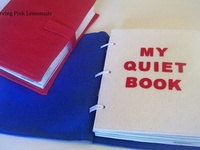 Crafty | Quiet Books
