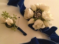 boutonniere and corsage