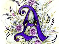 Inspiration~Alphabet~Monograms