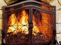 Fireplaces and decor