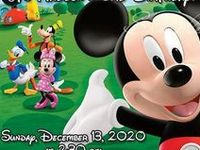 Mickey Mouse Clubhouse (Deagans 1st Birthday)