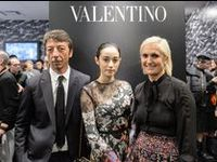 Valentino for Dover Street Market Ginza / Special Valentino Camucouture installation at the Dover Street Market in Ginza, Tokyo. www.valentino.com