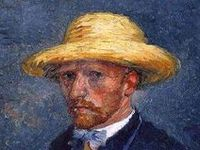 Painting and sketches by Vincent Gogh