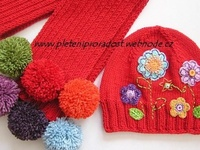 Crochet Kids Hats & Scarves