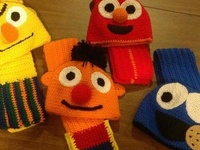 269 Best Crochet Characters Hats Amp Scarves Images On
