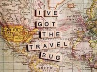 Oh the places I will go...one day...