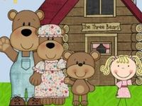 Books: Goldilocks & the 3 Bears
