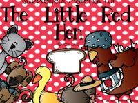 Books: Little Red Hen