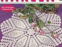 Doilies/Filet crochet