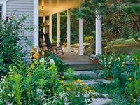 Porches, patios, sunrooms, balconies, terraces . . . .