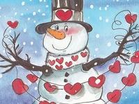 ♥ Snowmen ♥