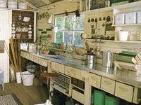 Estudio/Craft room & supplies